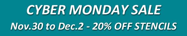 Cyber Monday 2013 sale