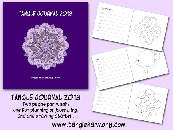 Tangle Journal 2013